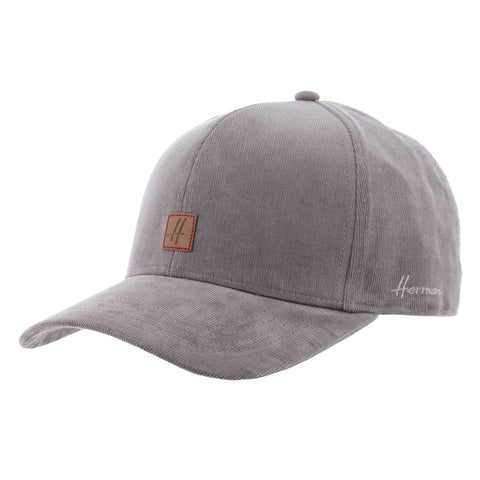 casquette baseball velours unie Cassican Herman