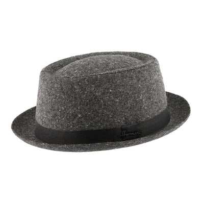DON CREED | Chapeau porkpie adulte chiné