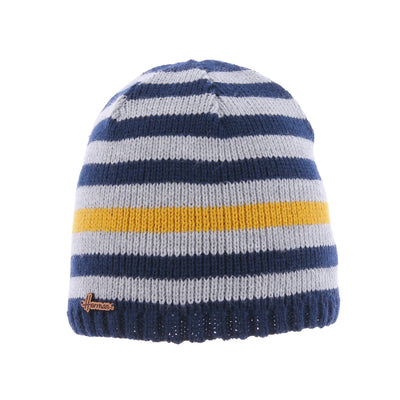 Edmond 066 Herman blue striped child cap