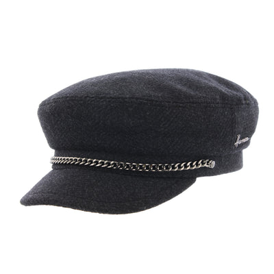 Kasjmir NAVY HAT