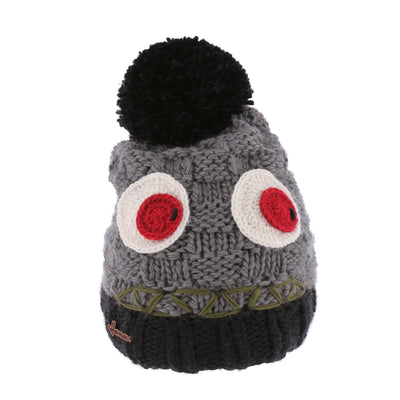 child cap grey monster head justin 8303 Herman