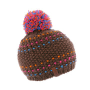 JUSTIN 8307 | Bonnet multicolore enfant