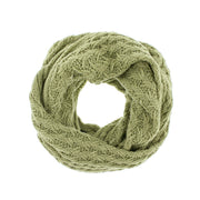 echarpe tube snood couleur unie