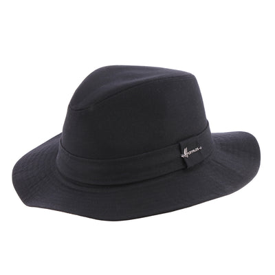 MAC ORLAN (C) Waterproof oiled cotton hat