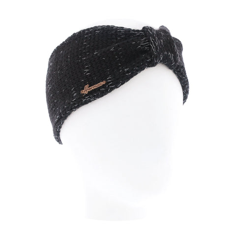 bandeau headband neoud brillant