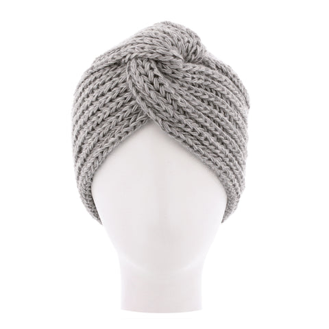 MAGGY 8627 | Bonnet adulte turban uni