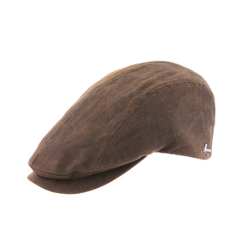 MAKassar (c) Imitation aged leather cap