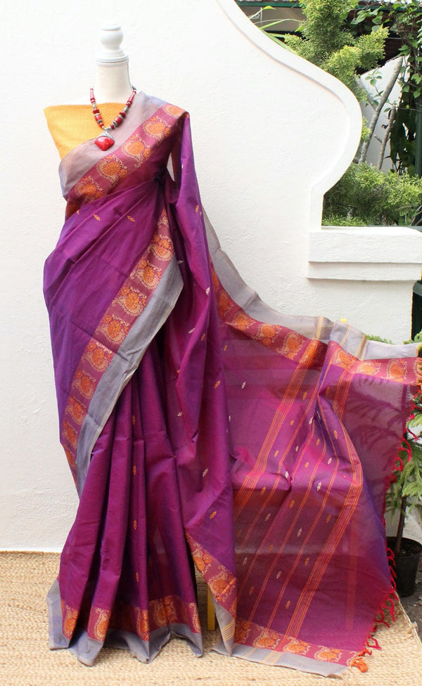 Chettinad Cotton Saree