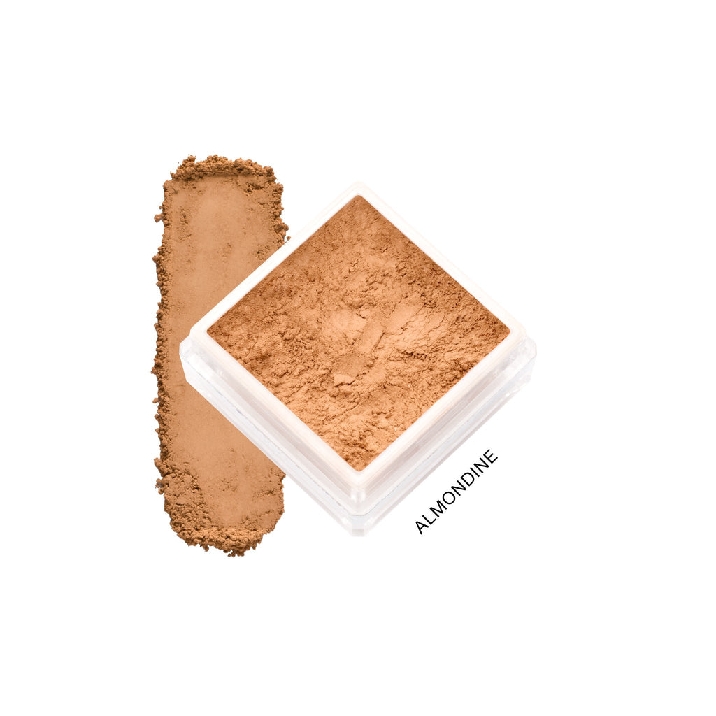 ALMONDINE | VANI-T Loose Mineral Foundation