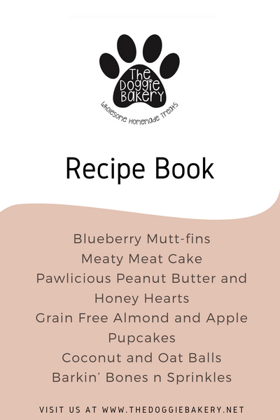 The Doggie Bakery Recipe Book