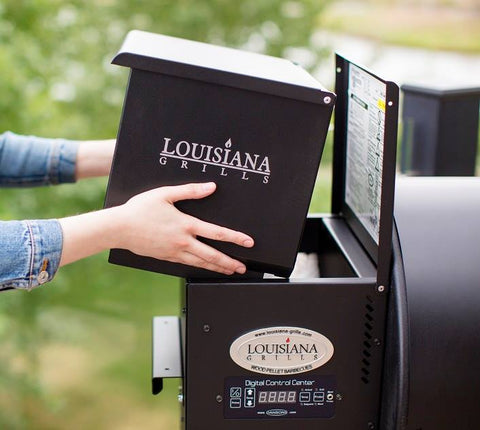 Louisiana Grills Hopper Extension