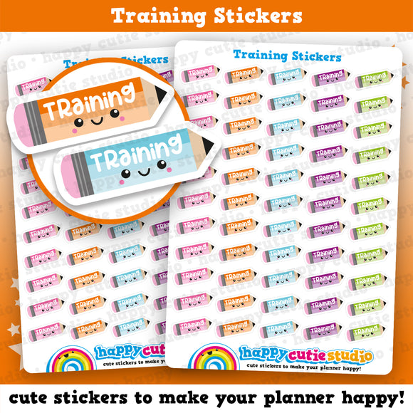 55 Cute Training Planner Stickers