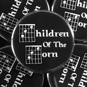 Children Of The Corn (Guitar-Horror) Button