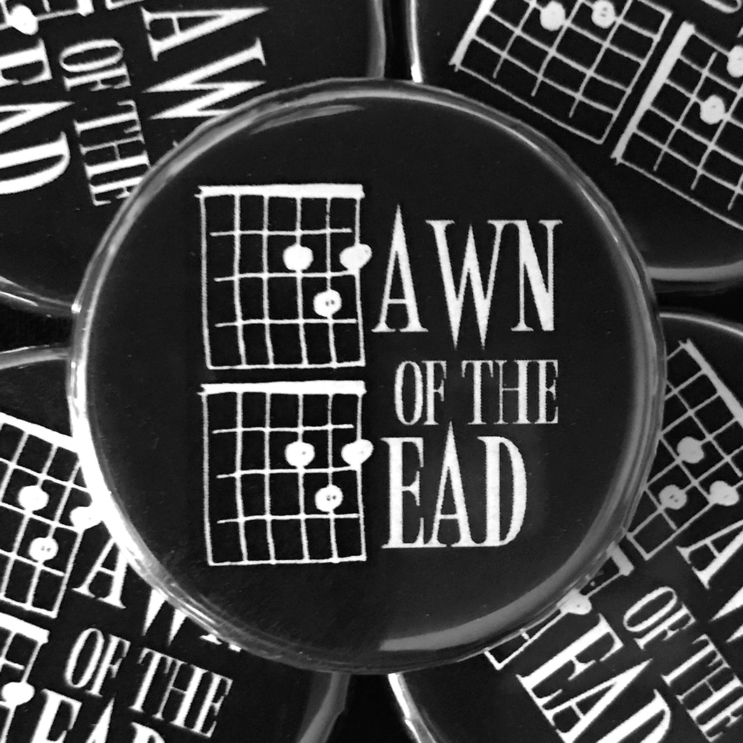 Dawn Of The Dead (Guitar-Horror) Button
