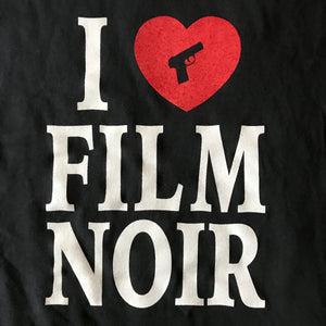 I Love Film Noir Women's T-Shirt