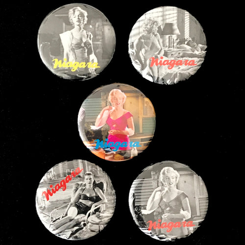 Niagara (1953) Button Set