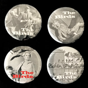 The Birds (1963) Button Set