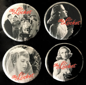 The Locket (1946) Button Set