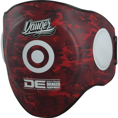 "Belly Pad - Danger Red Army ""Impact"" Belly Pad"