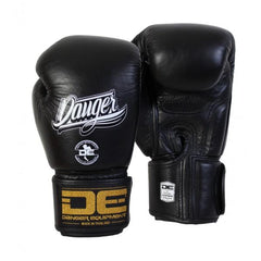 Boxing Gloves - Danger Black Super Max Edition Boxing Gloves