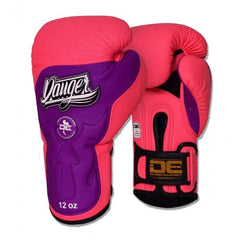 Boxing Gloves - Danger Pink / Purple Ultimate Fighter Edition Boxing Gloves