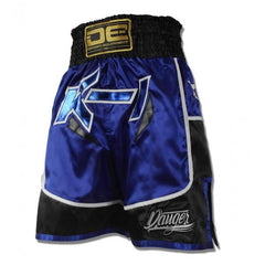 "Boxing / K-1 Shorts - Danger Blue / Black ""K-1"" Boxing / K-1 Shorts"