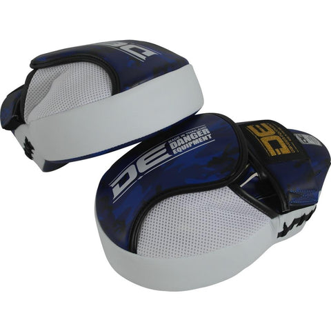 "Focus Mitts - Danger Blue Army ""Impact"" Focus Mitts"