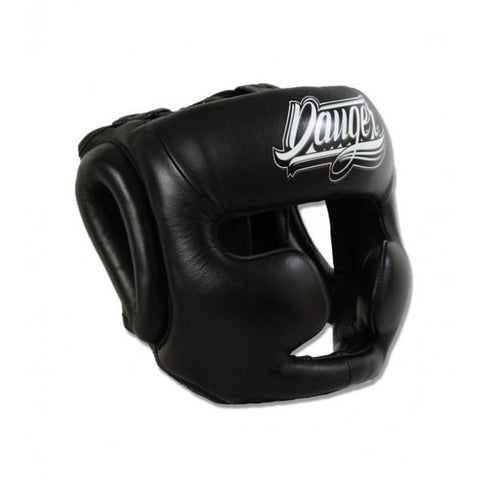 Head Guard - Danger Black Classic Edition Kids Head Guard