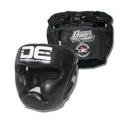 Head Guard - Danger Black Full Coverage Edition Kids Head Guard