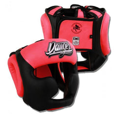 Head Guard - Danger Pink Evolution Edition Head Guard