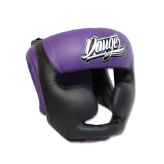 Head Guard - Danger Purple Evolution Edition Kids Head Guard