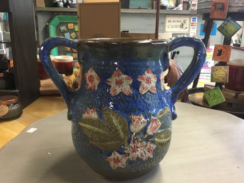 Pottery Vase or decorative jug.