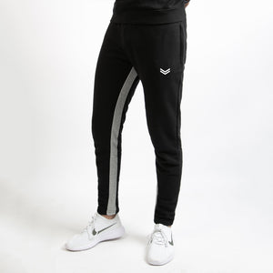 Black Bottoms with Gray Inner Panel