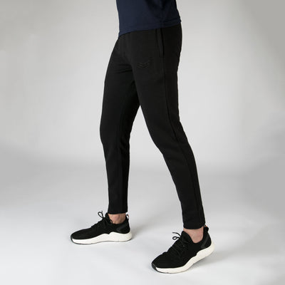 Pitch Black Bottoms - RadStore.pk