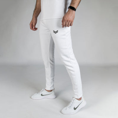 Solid White Bottoms - RadStore.pk