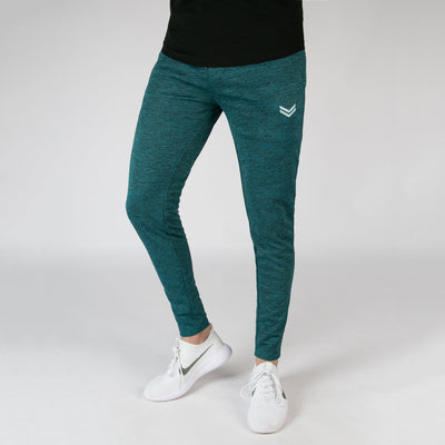 Teal Textured Quick Dry Bottoms - RadStore.pk