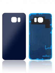 Back Cover For Samsung Galaxy S6 (Black Sapphire)