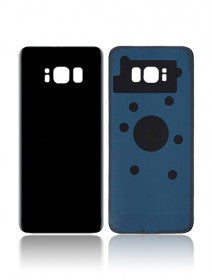 Back Cover For Samsung Galaxy S8 (Midnight Black)
