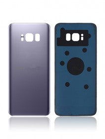 Back Cover for Samsung Galaxy S8 Plus (Orchid Gray)