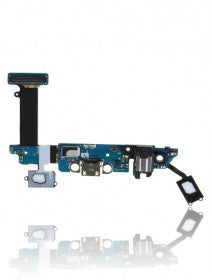 Charging Port Flex Cable For Samsung Galaxy S6 (G920I) (International)