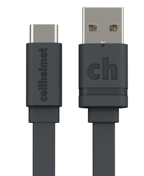 Type-C 3' Flat USB Sync/Charging Cable