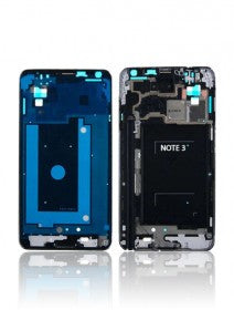 Middle Housing For Note 3 (Black)