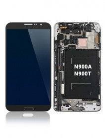 LCD Assembly With Frame For Samsung Galaxy Note 3 N900A/N900T (ATT/T-Mobile) (Black)
