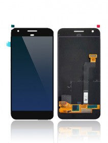 LCD Assembly Without Frame For Google Pixel 5.0 (Black)