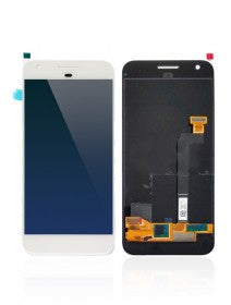 LCD Assembly Without Frame For Google Pixel 5.0 (White)