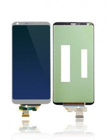 LCD Assembly Without Frame For LG G6 (H870) (Platinum Silver)