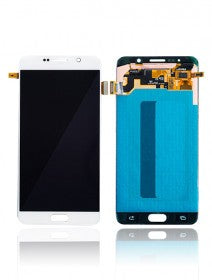 LCD Assembly Without Frame For Samsung Galaxy Note 5 (White Pearl)