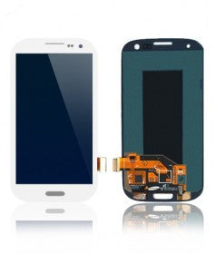 LCD Assembly Without Frame For Samsung Galaxy S3 (White)
