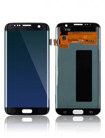 LCD Assembly Without Frame For Samsung Galaxy S7 Edge (Black)