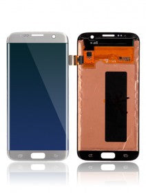 LCD Assembly Without Frame For Samsung Galaxy S7 Edge (Silver)